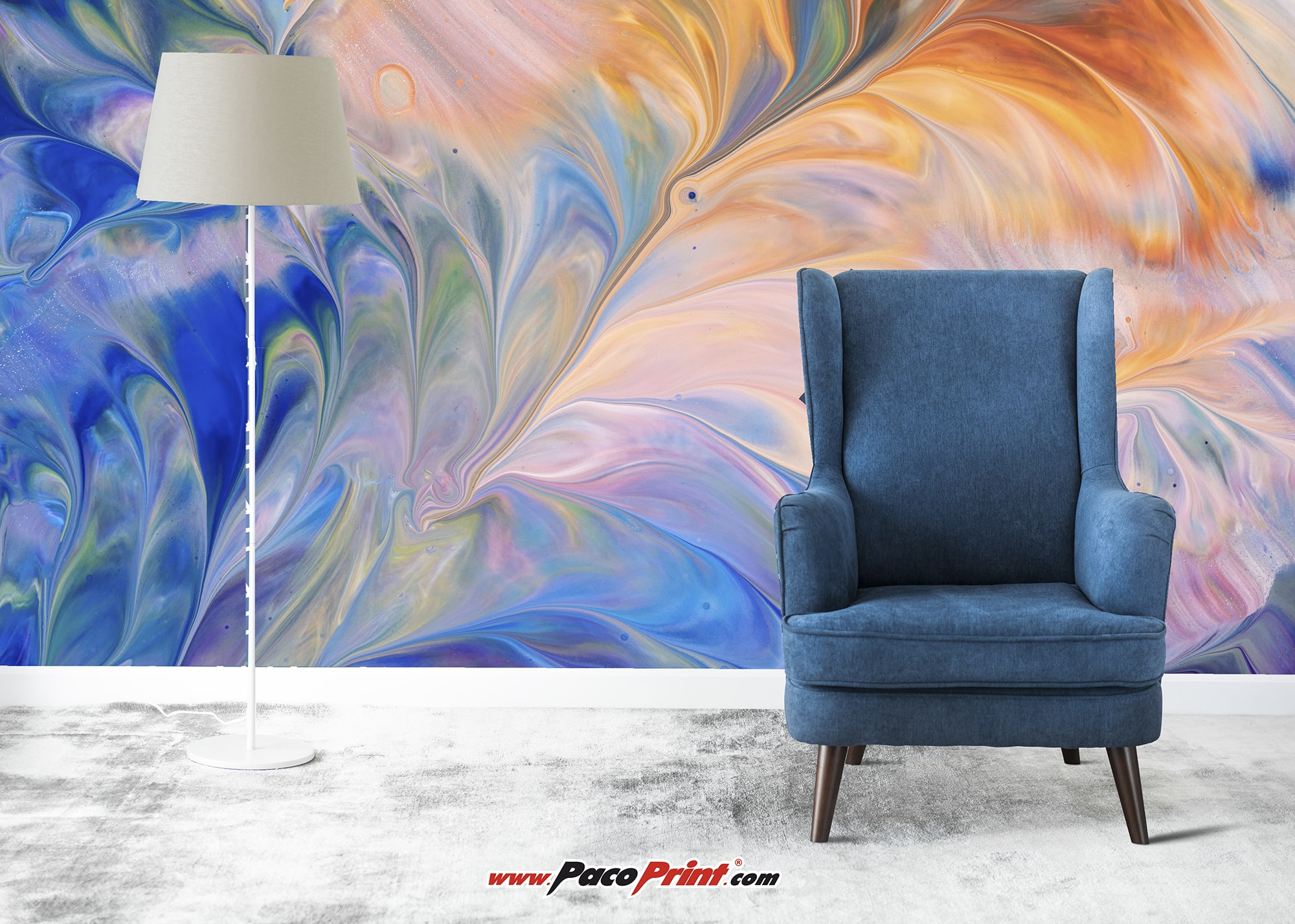 Impresión digital de textil para decorar tu casa.